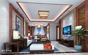 欧式风格豪华四居室效果图欣赏大全
