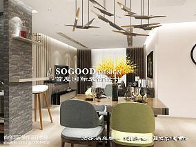 热门现代loft设计效果图