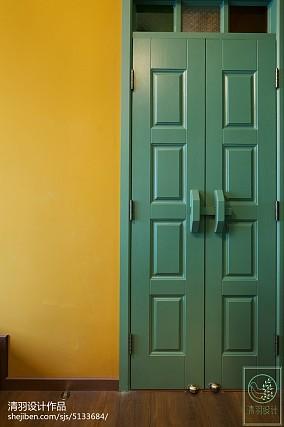 精美小户型卧室东南亚效果图片