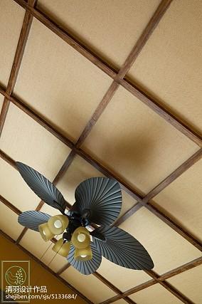 精选71平米东南亚小户型客厅装修设计效果图