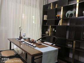 31万126㎡中式现代家装装修效果图