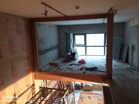 热门面积74平小户型客厅装修实景图片欣赏