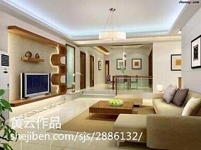 日式家装复式效果图2015大全