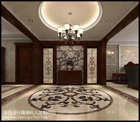 欧式温馨客厅