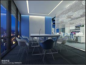 高端智能会议室图片