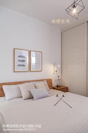 精选面积109平宜家三居卧室效果图片大全