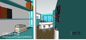 温馨小面积主卧室图片