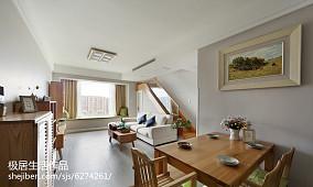 热门三居客厅日式实景图片欣赏