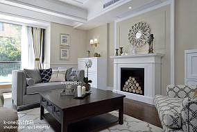 家居美式壁炉设计