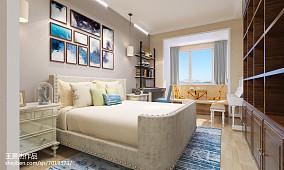 82平米简约小户型卧室欣赏图片大全