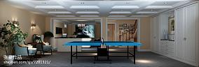 欧式风格茶室装修效果图