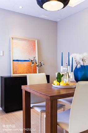 简美老户型房子客厅颜色图片