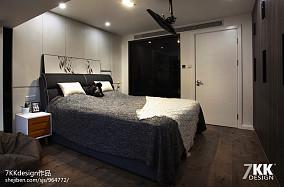 酒店式公寓炫酷黑白灰设计---同进理想城_2511895