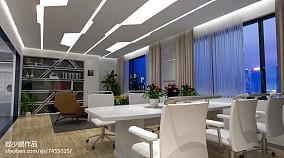 公司会议室装饰效果图片