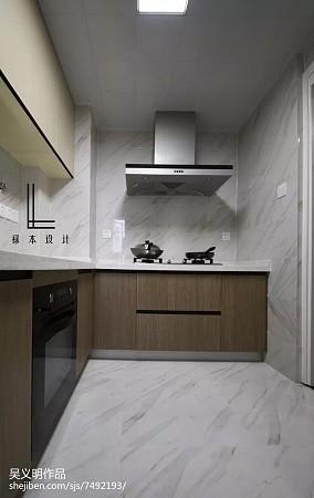 北欧家居小厨房装修设计