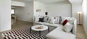 精选100平米三居客厅现代装修图