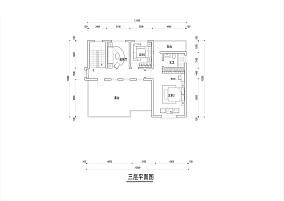 清爽200平米连体别墅图片