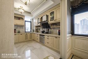 欧式风格四居室厨房设计