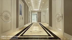 格美现代风格客厅柜效果图