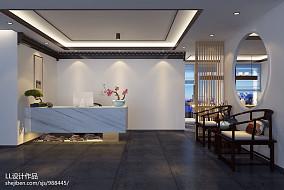 格调现代简约大气的客厅图片