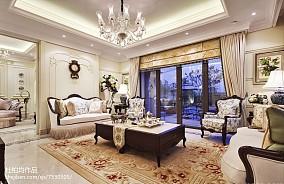 客厅欧式装饰图片大全
