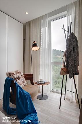 201870平米现代小户型休闲区欣赏图