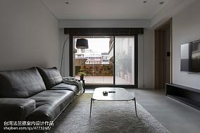 家居简约风格客厅装饰图