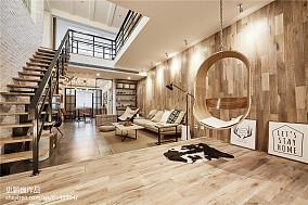 精选三居客厅实景图片
