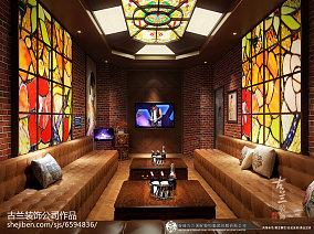 雅致欧式风格电视墙装修图