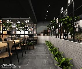 美式室内石塑地板图片
