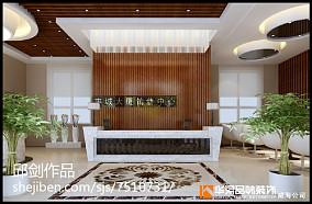 美式客厅电视墙