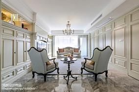 精美三居客厅效果图片