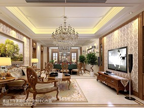 简单客厅现代简约风格图片