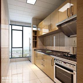 传统日式住宅厨房装修