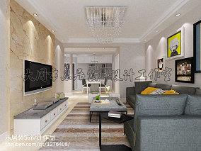 现代室内新居装修