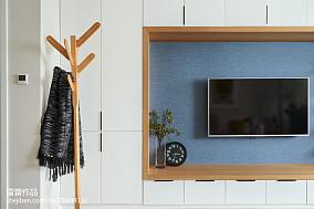 精选北欧一居装修设计效果图片欣赏