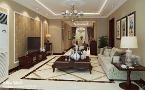 白色家具效果图片