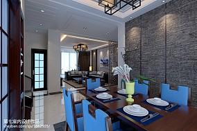 精美140平方中式别墅客厅装修欣赏图片