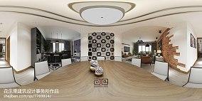 三室两厅室内平面图