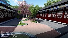 走廊红地毯图片