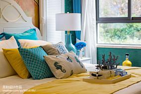 热门地中海卧室装修欣赏图片