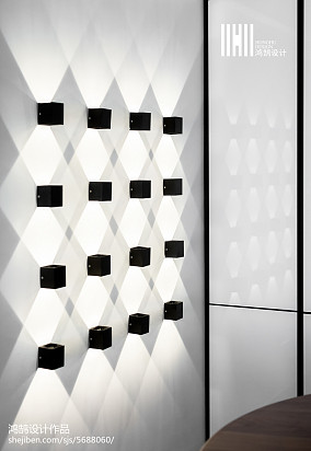 精美91平米三居餐厅现代装修设计效果图片大全