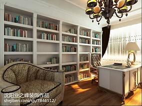 欧式风格四居室图片大全欣赏