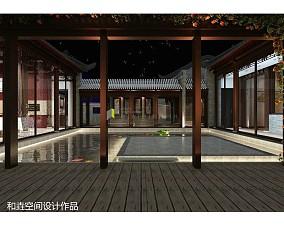 简中式房间设计图卧室图片