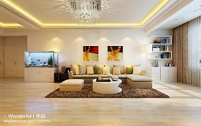 欧式田园风格卧室装修效果图片欣赏