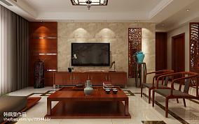客厅皮沙发效果图片