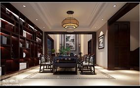 复古工业风格家装客厅装潢