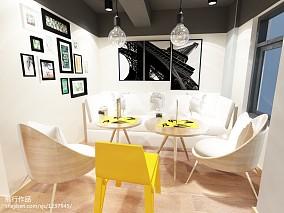 餐饮空间设计装饰室内效果图