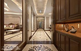 欧式风格房屋装潢设计