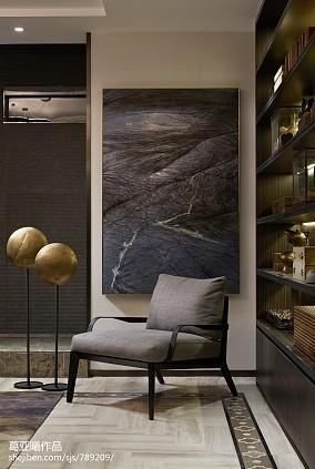 热门中式休闲区装饰图片欣赏